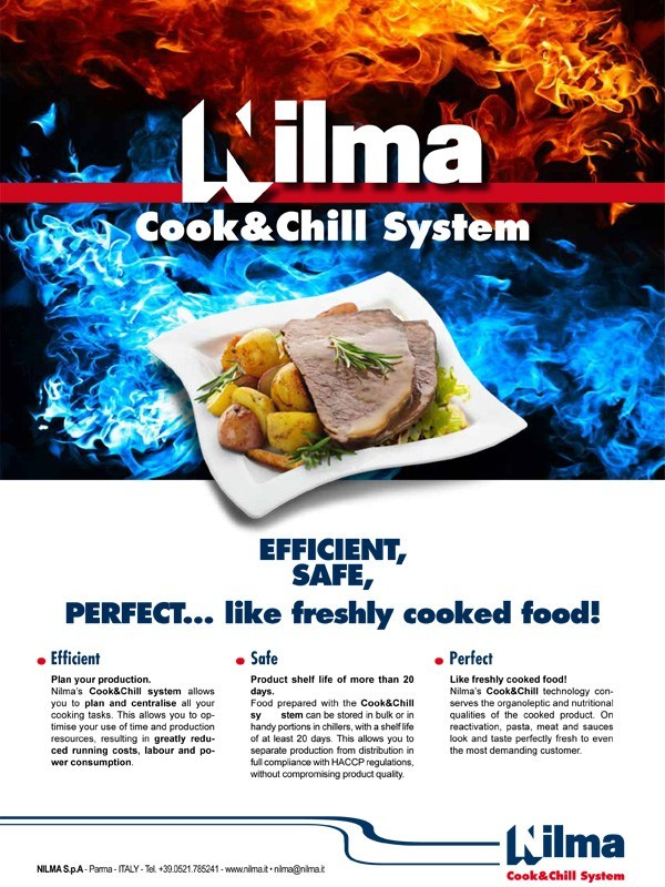 Cook anda CHILL system