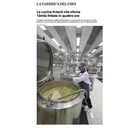 La fabbrica del cibo