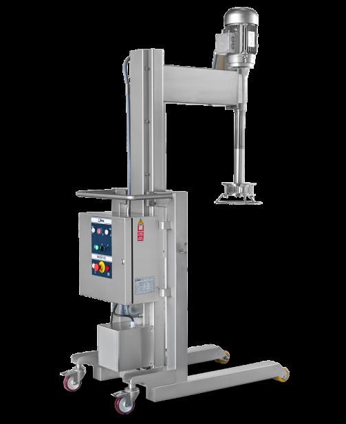 Mixer HD - Turbofrantumatore Industriale - Nilma