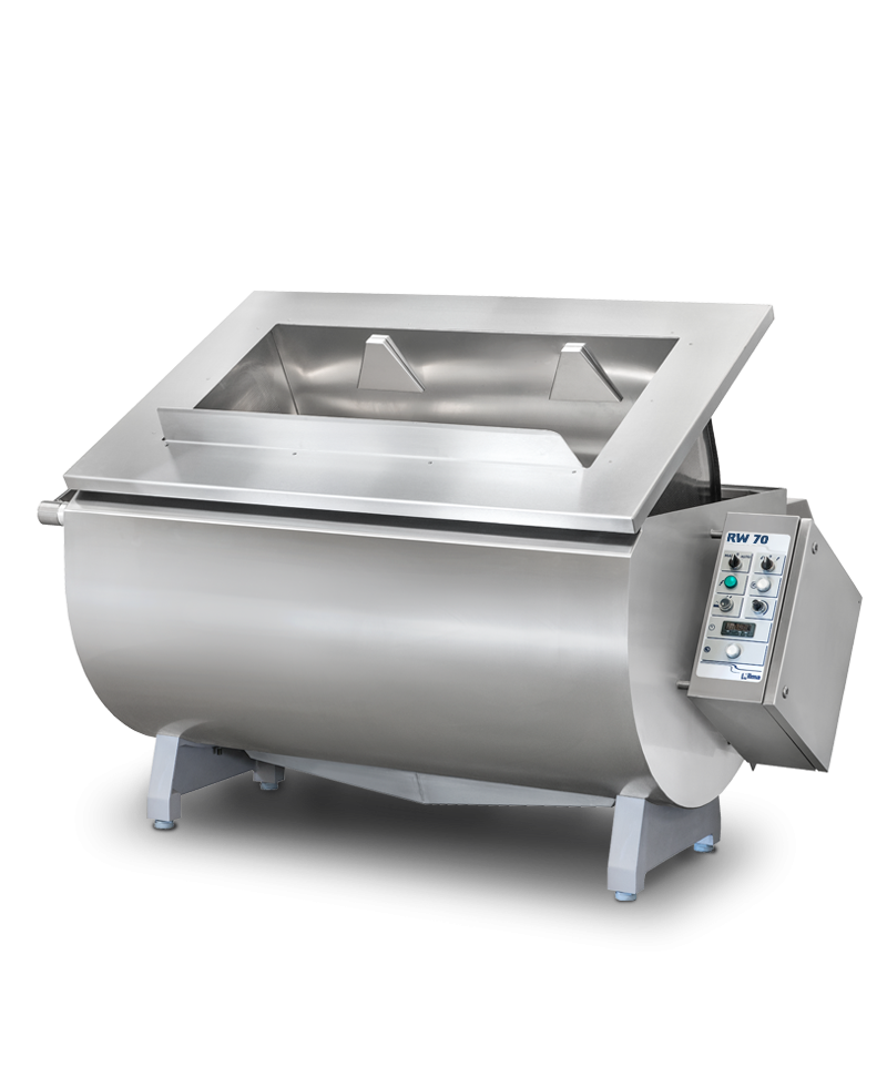 Nilma | RW70 - Lavatrice automatica per riso - Attrezzature Ristorazione per Preparazione Cibi