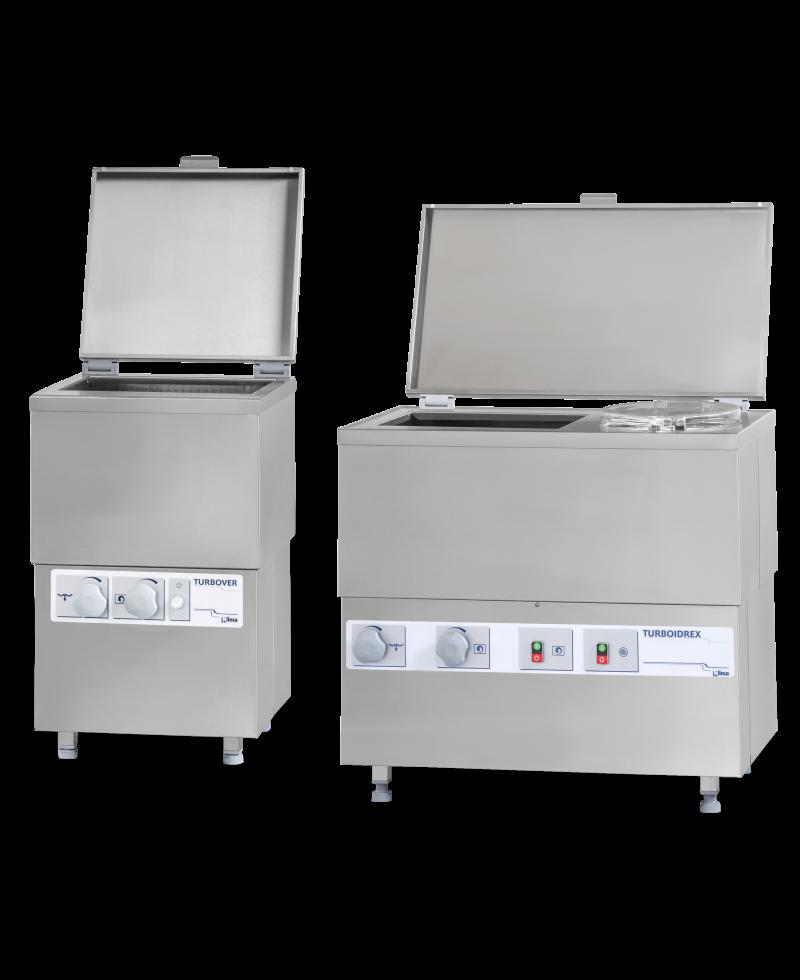 Nilma | Turboidrex & Turbover - Lavaverdure automatiche - Attrezzature Ristorazione per Preparazione Cibi