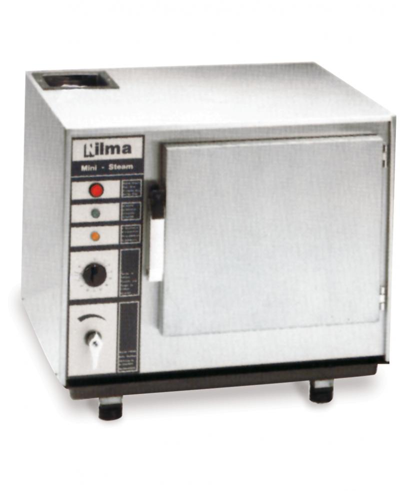 Nilma   Mini Steam - Cuocitore vapore a pressione atmosferica - Attrezzature Ristorazione per la Cottura dei Cibi