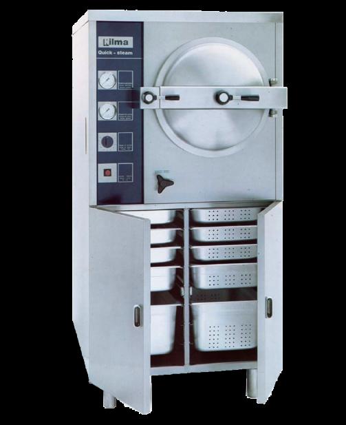 QUICK STEAM - Cuocitore automatico a vapore in pressione