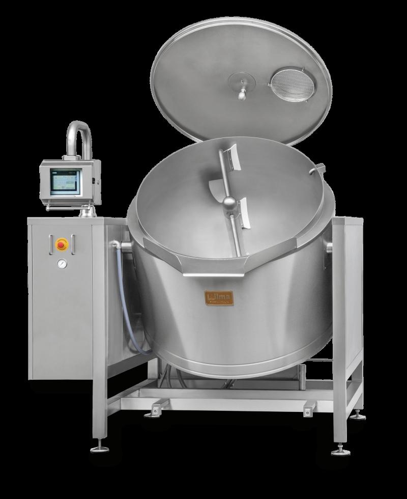Nilma | Mix-Matic S - Cuocitore universale con mescolatore - Attrezzature Ristorazione per la Cottura dei Cibi