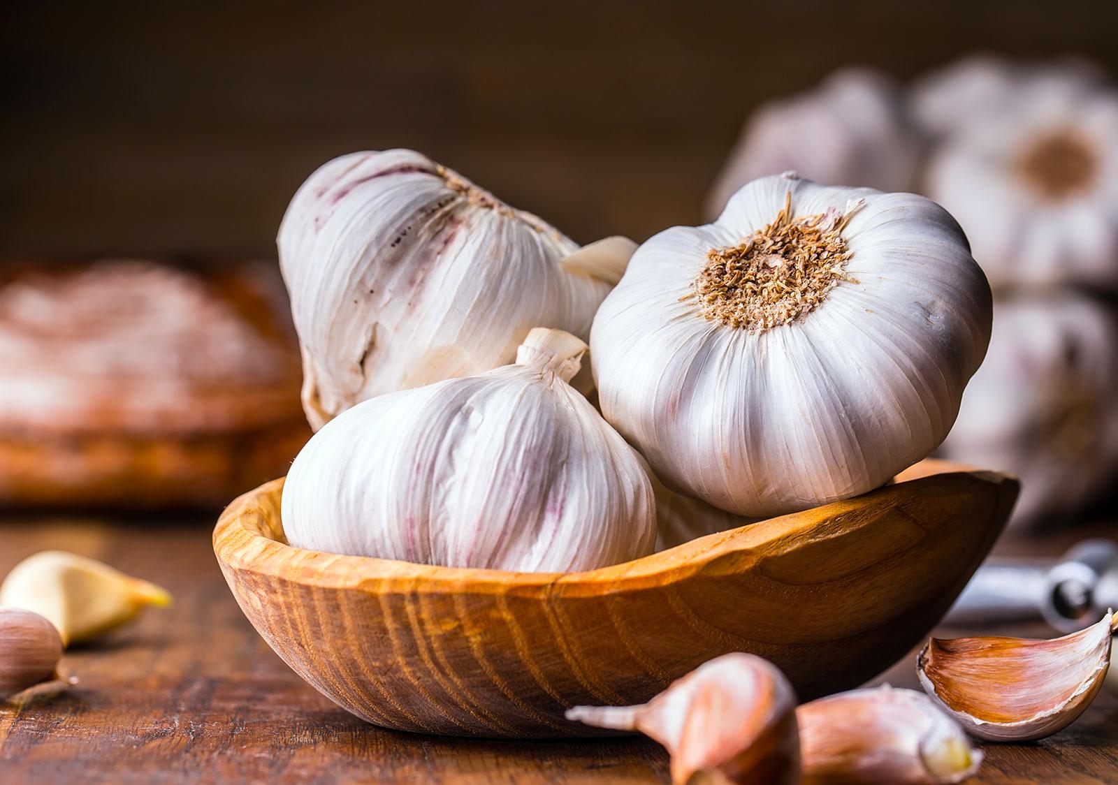 BOXER- Pelatrice rapida per aglio