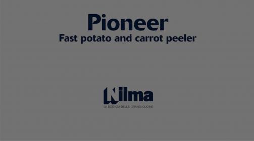 PIONEER-QUICK POTATO AND CARROT PEELER Nilma