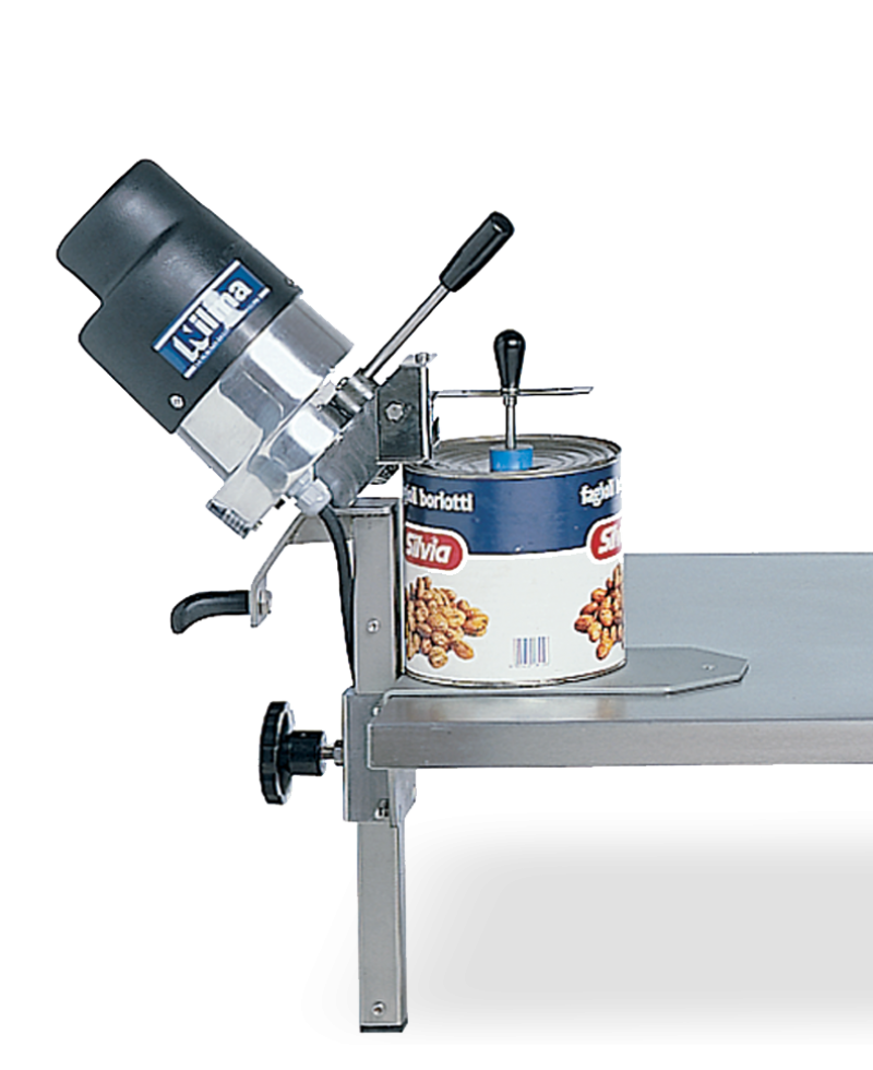 Nilma | Apribox - Automatic Can Opener - Industrial & Catering Equipment for Food Preparation