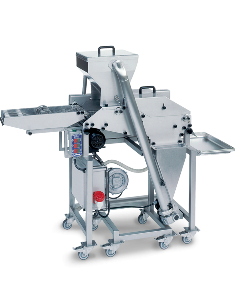 Nilma | Bread 2000 - Continuous Breading Machine - Industrial & Catering Equipment for Food Preparation