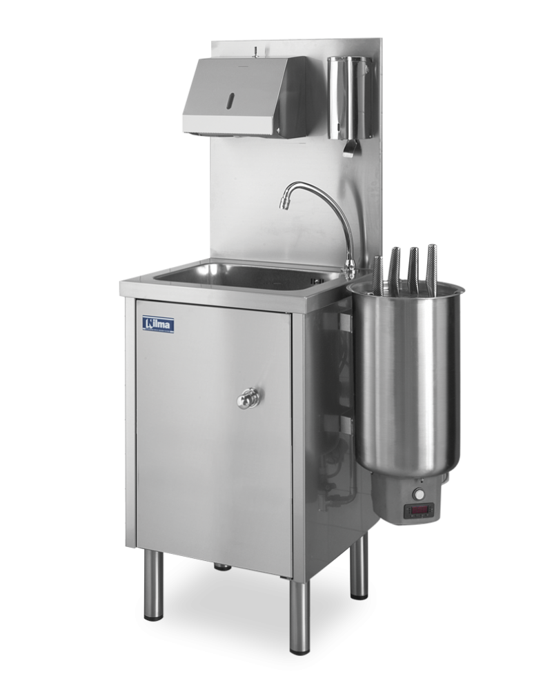 Nilma | Kliner - Hand Wash and Knife Sterilizer - Industrial & Catering Equipment for Food Preparation