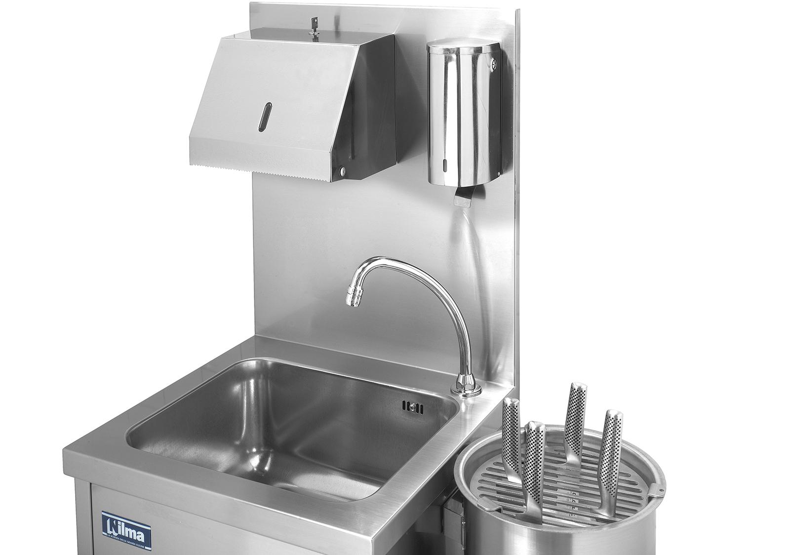 KLINER- hand wash and knife sterilizer Nilma