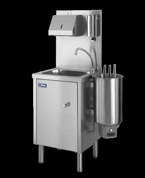 KLINER- Lavamani e sterilizzatore per coltelli