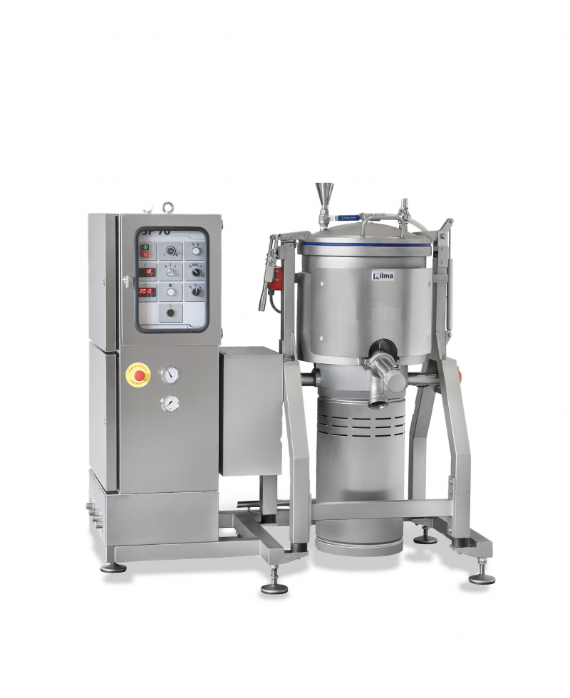 Nilma | Speedy Cutter DSF - Heated Vertical Food Cutter - Industrial & Catering Equipment for Food Preparation