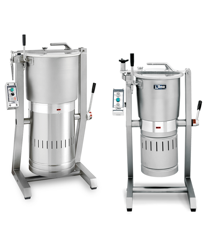 Nilma | Speedy Cutter - Vertical Cutter - Industrial & Catering Equipment for Food Preparation