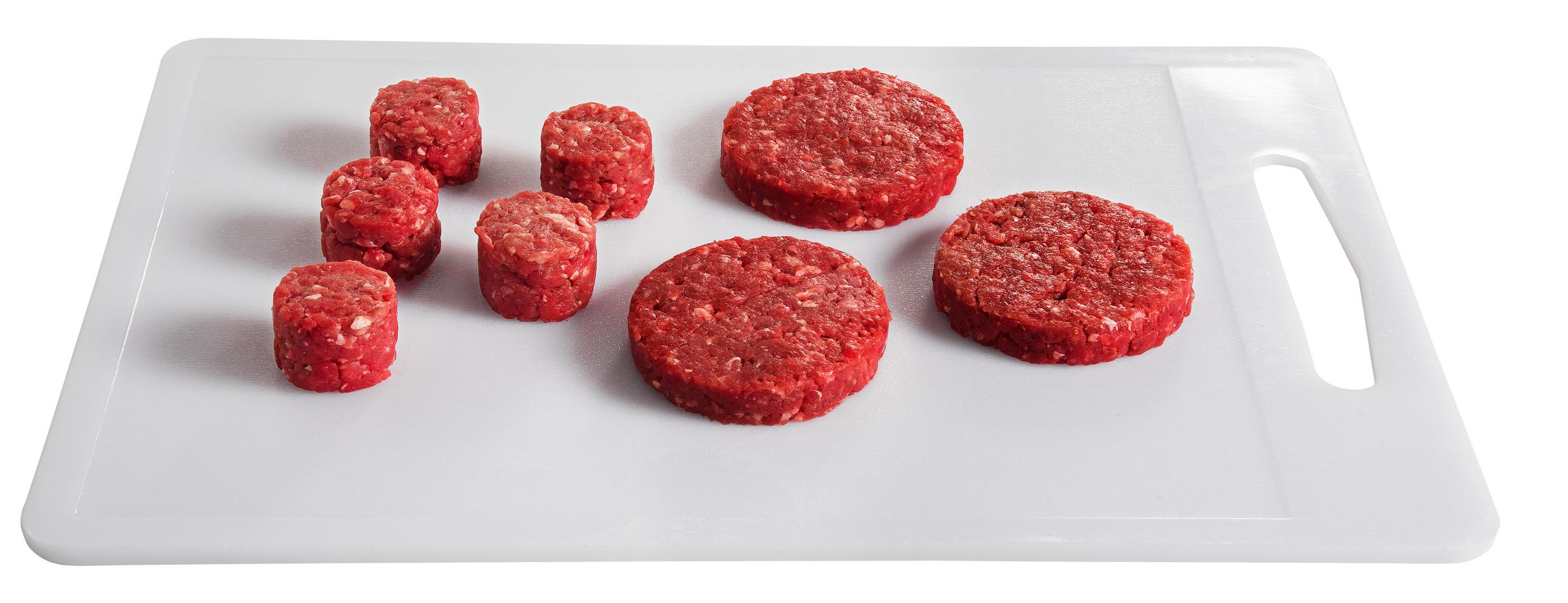 MS - Formatrici automatiche per polpette e hamburger