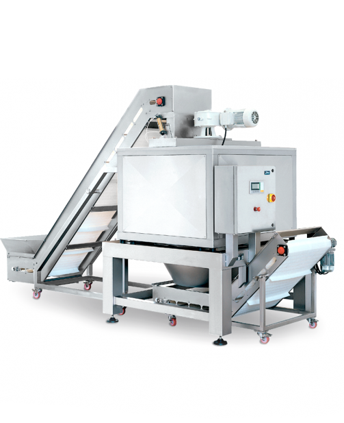 IDROMATIC - continuous vegetable spin dryer Nilma