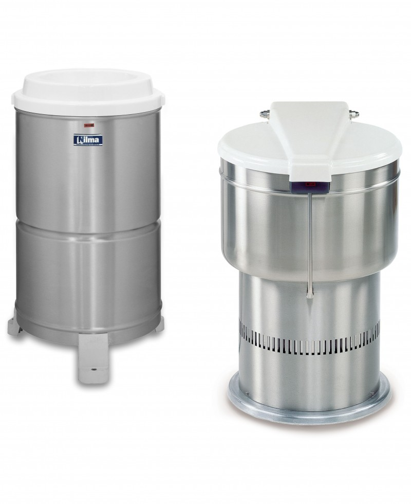 Nilma | Idrover - Vegetable Spin Dryers - Industrial & Catering Equipment for Food Preparation