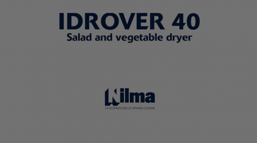 IDROVER- vegetable spin dryers Nilma
