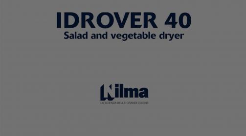 Idrover 40 Centrifuga per verdura