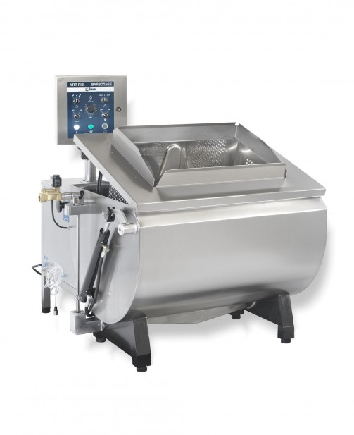 ATIR AIR PLUS - universal Vegetable washer WITH AIR BUBBLING- Nilma