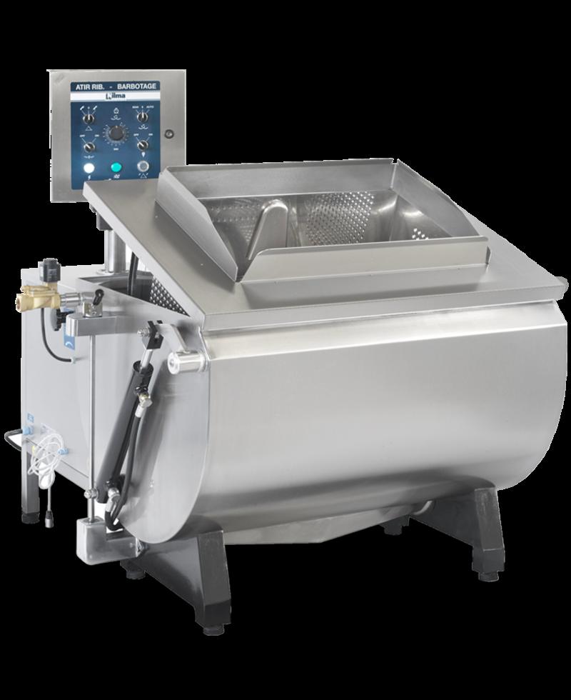 Nilma | Atir Air Plus Barbotage - Universal Vegetable Washers - Industrial & Catering Equipment for Food Preparation