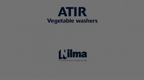 ATIR- UNIVERSAL VEGETABLE WASHERS -Nilma