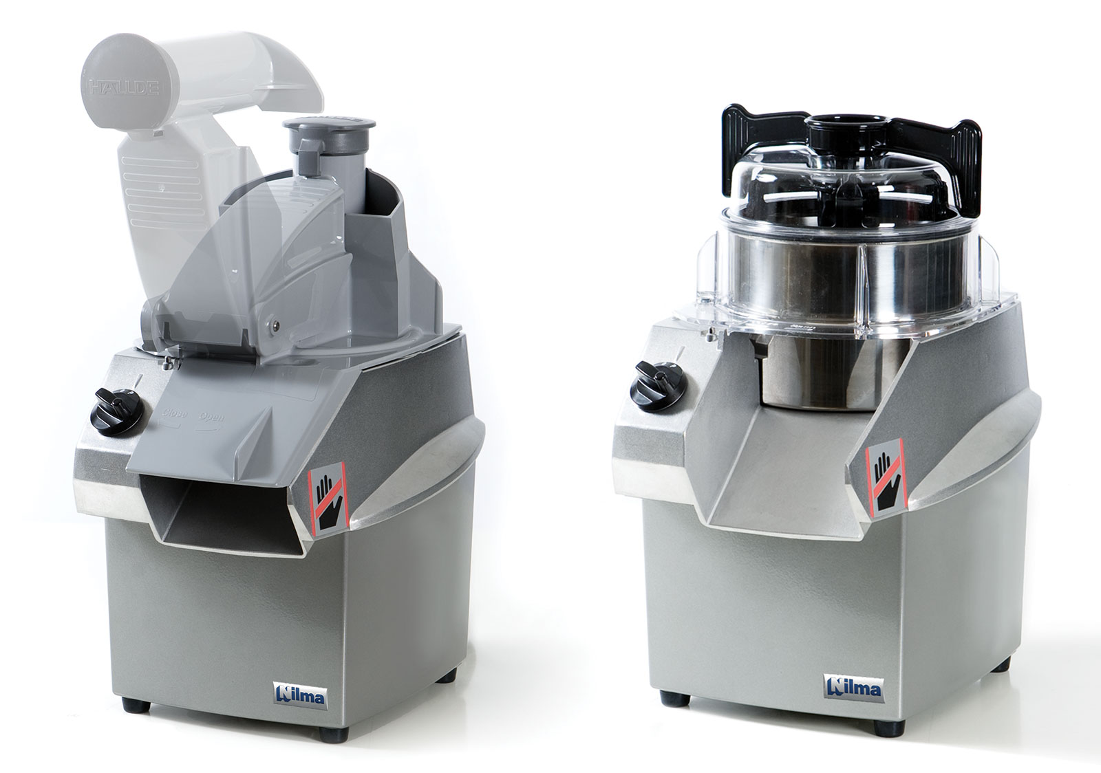 CC34 - combined cutting and slicing - Nilma