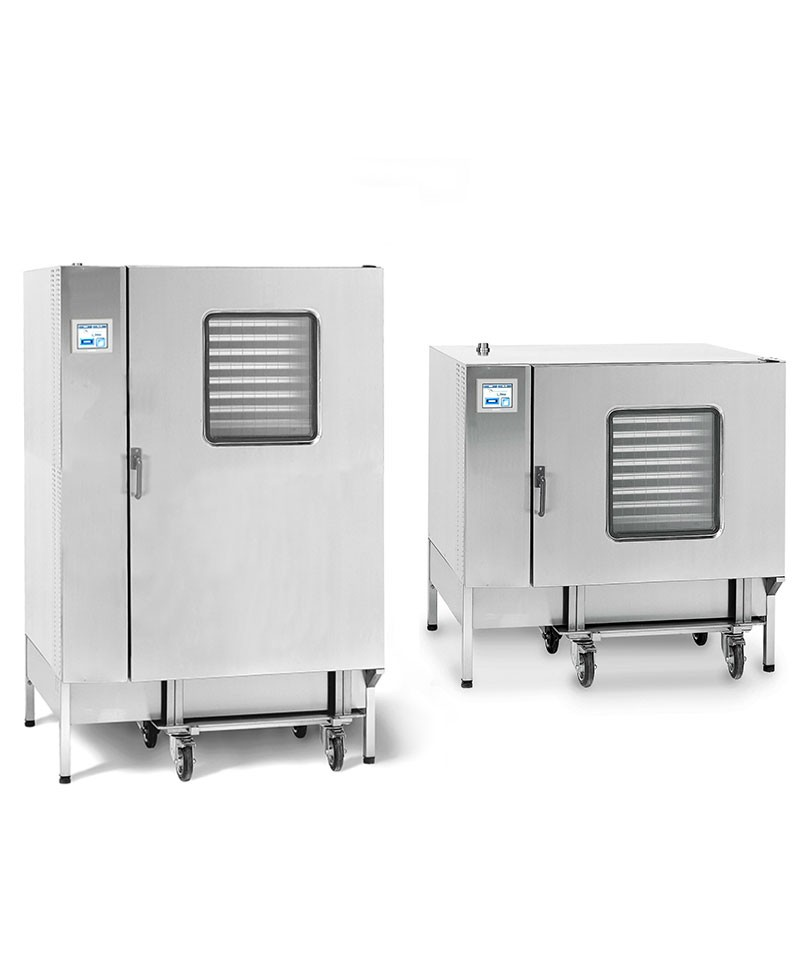 Nilma   Konvectio Steam - Combi Oven - Industrial & Catering Equipment for Cooking Food