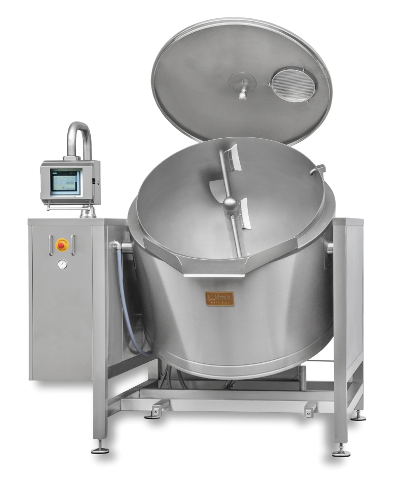 Nilma   Mix-Matic S - Universal Cooker with Mixer - Industrial & Catering Equipment for Cooking Food