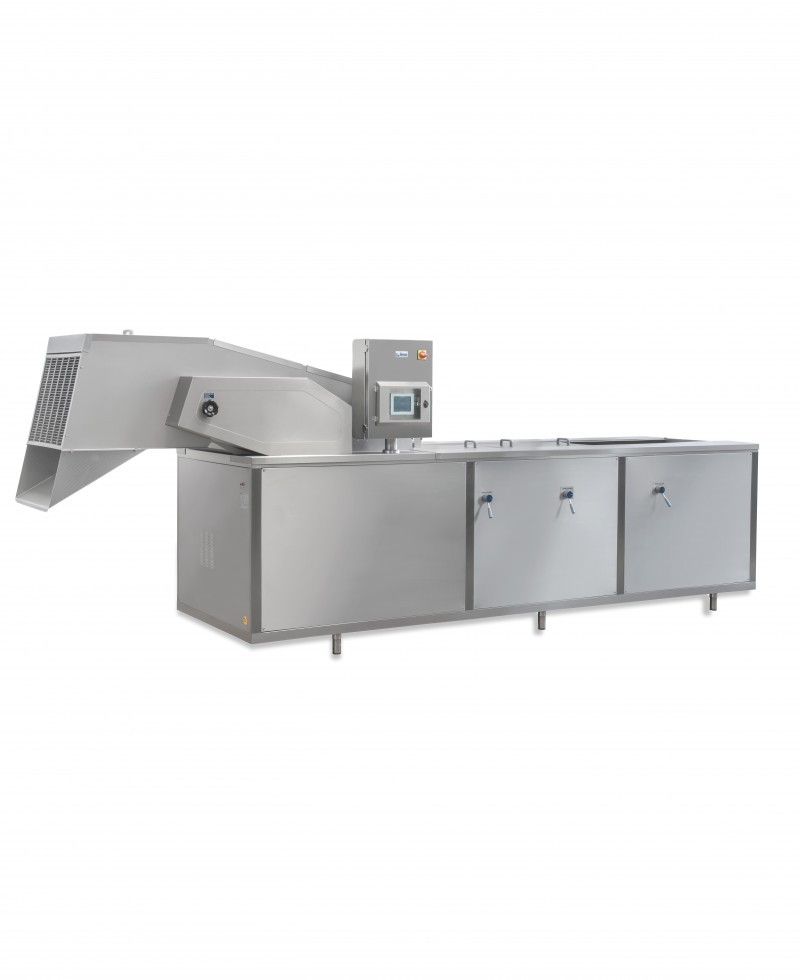 Nilma   Fastercold - Water-bath Chiller for pouches - Equipment blast Chilling and Cooking food