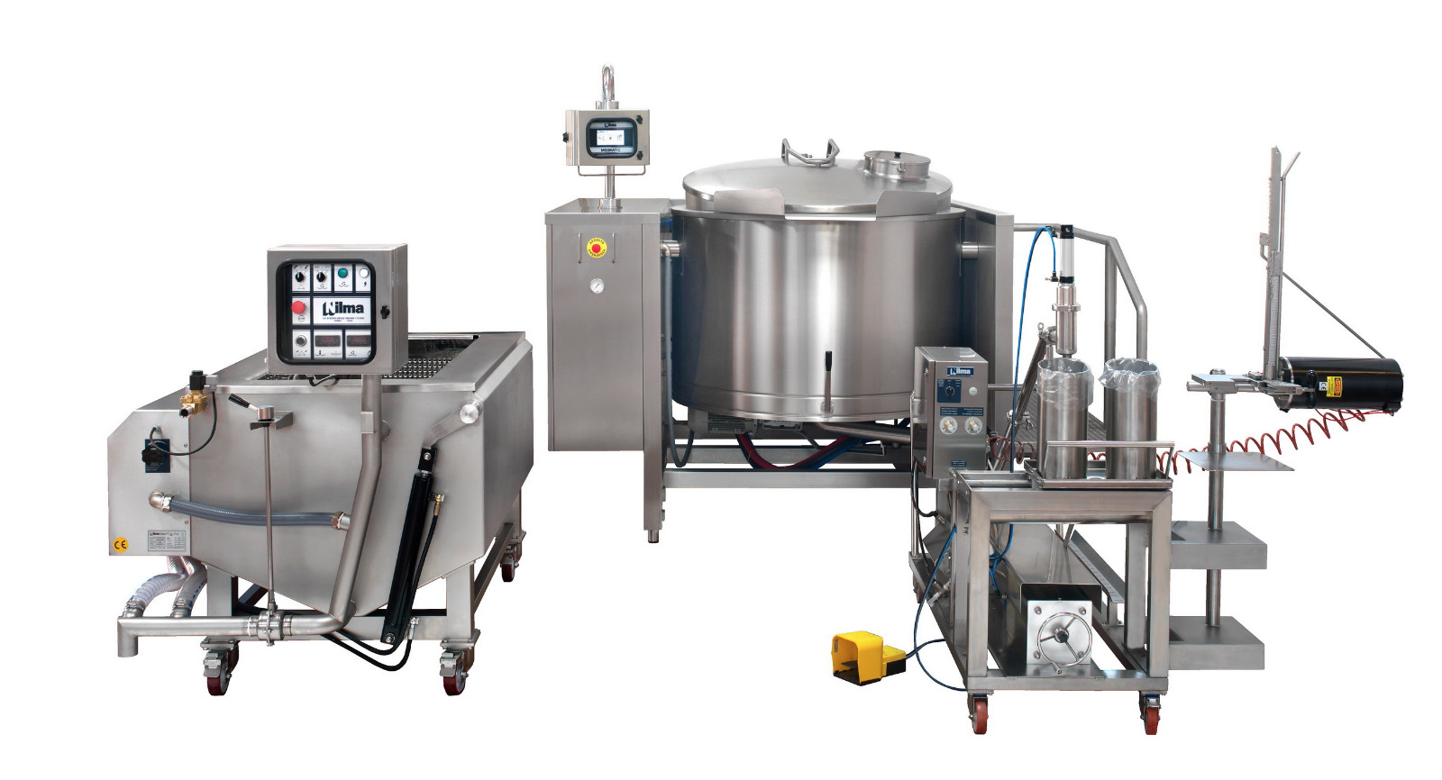 FASTERCOLD-WATER-BATH CHILLER for pouches Nilma
