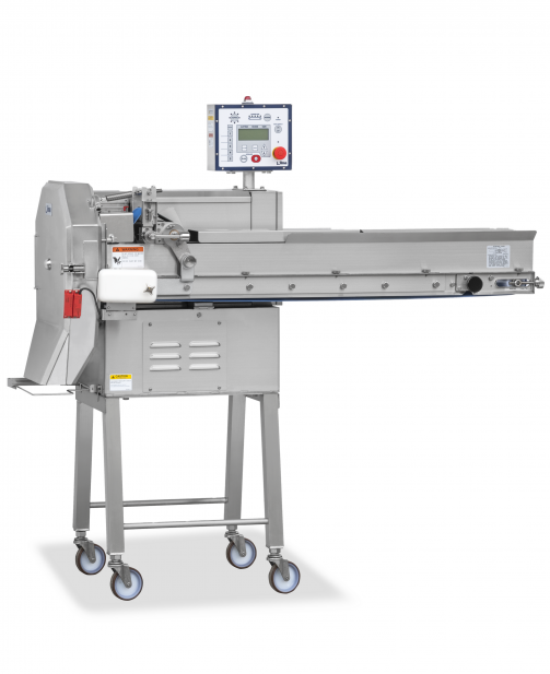 TVN 202- CONTINUOUS CUTTER WITH CONVEYOR BELT Nilma