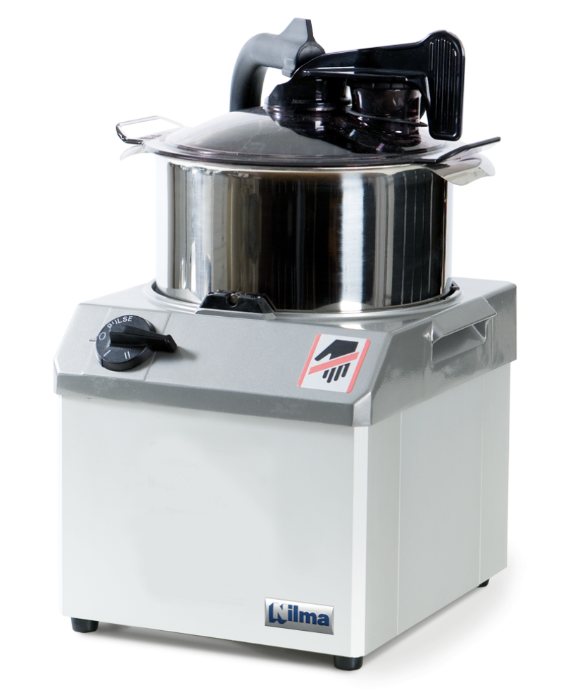 Nilma   VCB 61/62 - Vertical Cutters - Industrial & Catering Equipment for Food Preparation