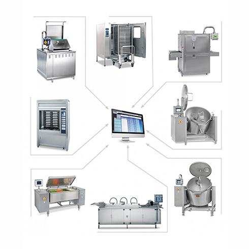 MANAGEMENT AND HACCP SYSTEMS RUN YOUR KITCHEN WITH A CLICK