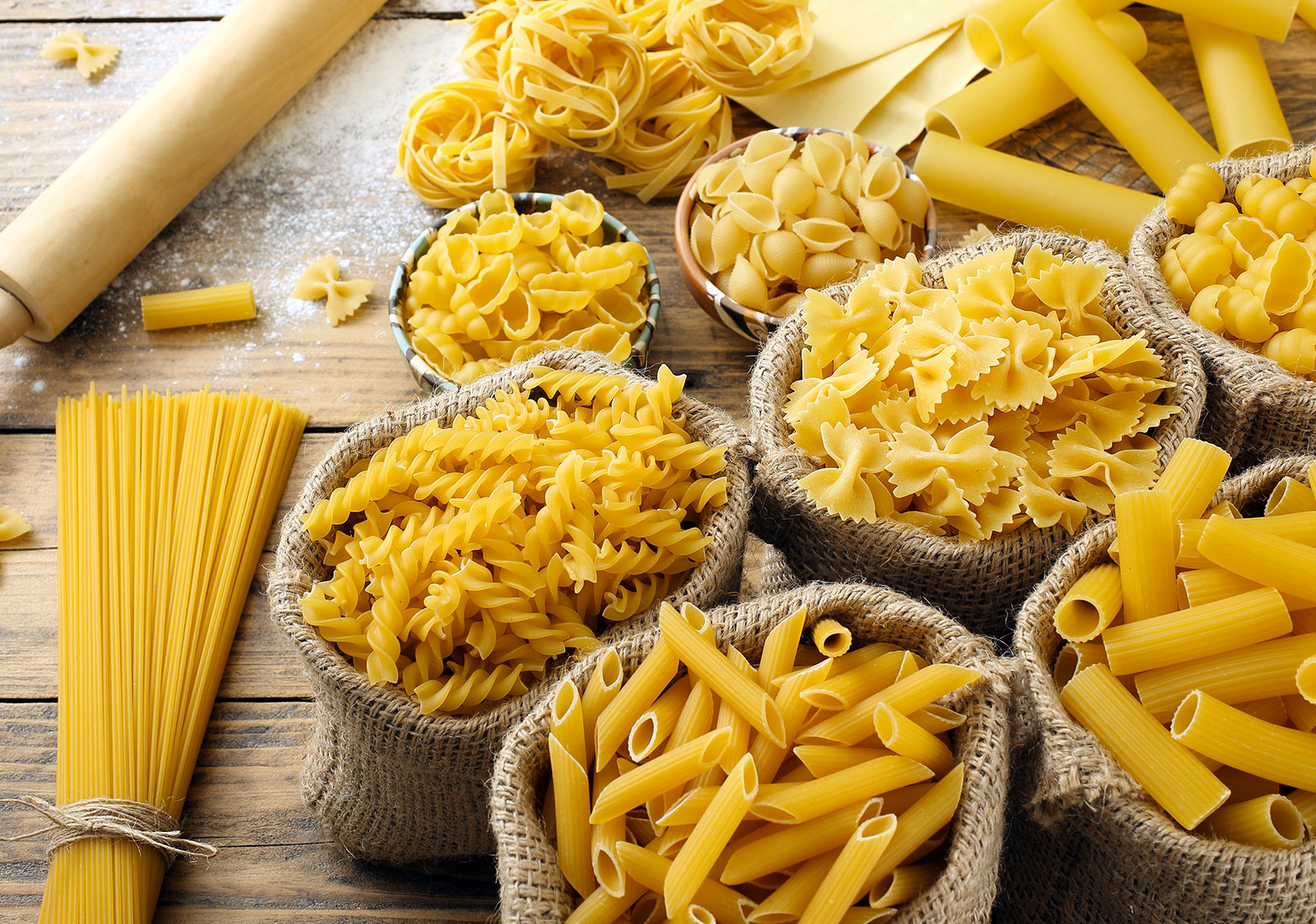 Pastaline -AUTOMATIC PASTA COOKING AND CHILLING LINES Nilma