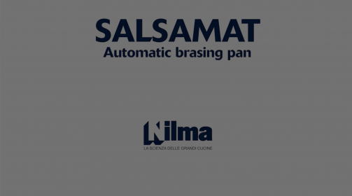 Salsamat - Brasiera automatica ribaltabile