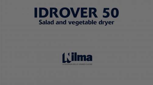 Idrover 50 Centrifuga per verdura