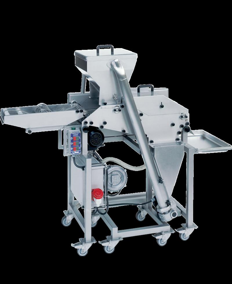 Nilma   Bread 2000 - Empanadora Automática - Equipos Restauración Para Preparación Comidas