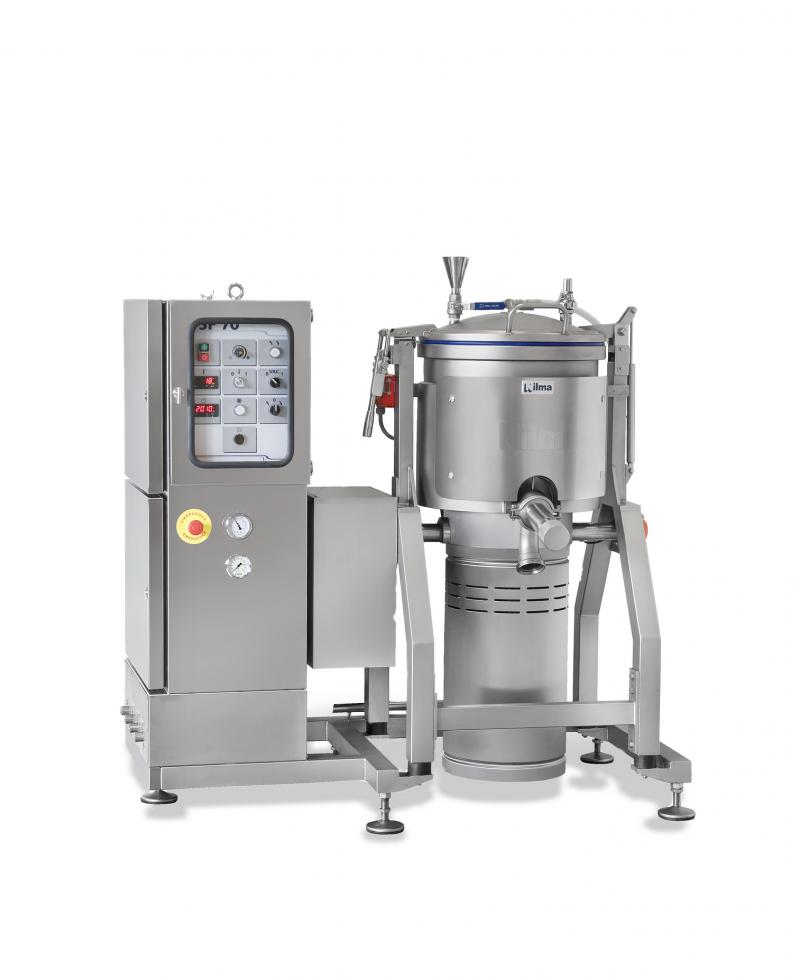 Nilma | Speedy Cutter DSF - Cutter Veritical Calentado - Equipos Restauración Para Preparación Comidas