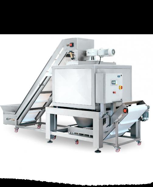 IDROMATIC centrifugadoras de verduras Nilma