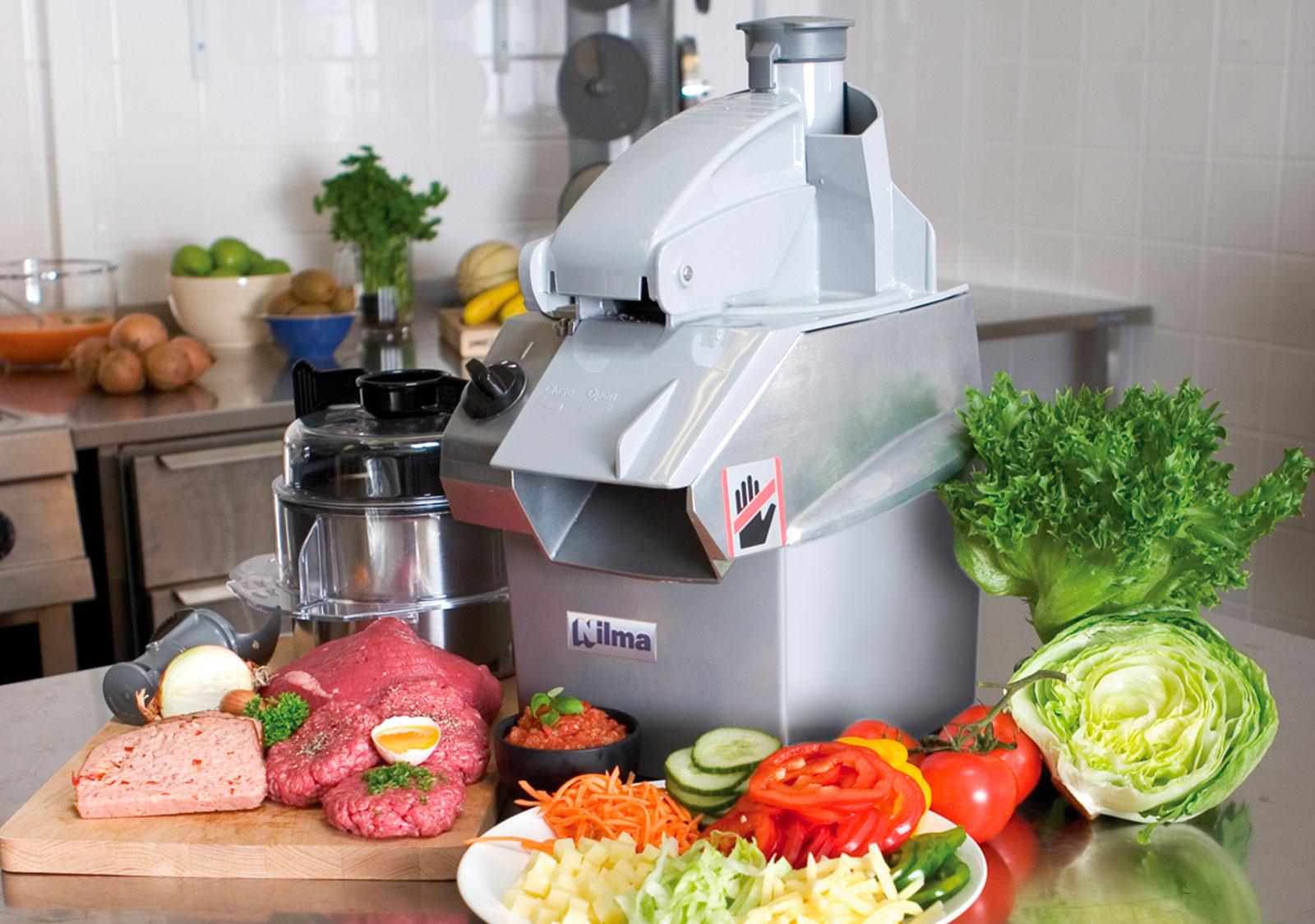 CC34 - cutter y cortaverduras combinado Nilma
