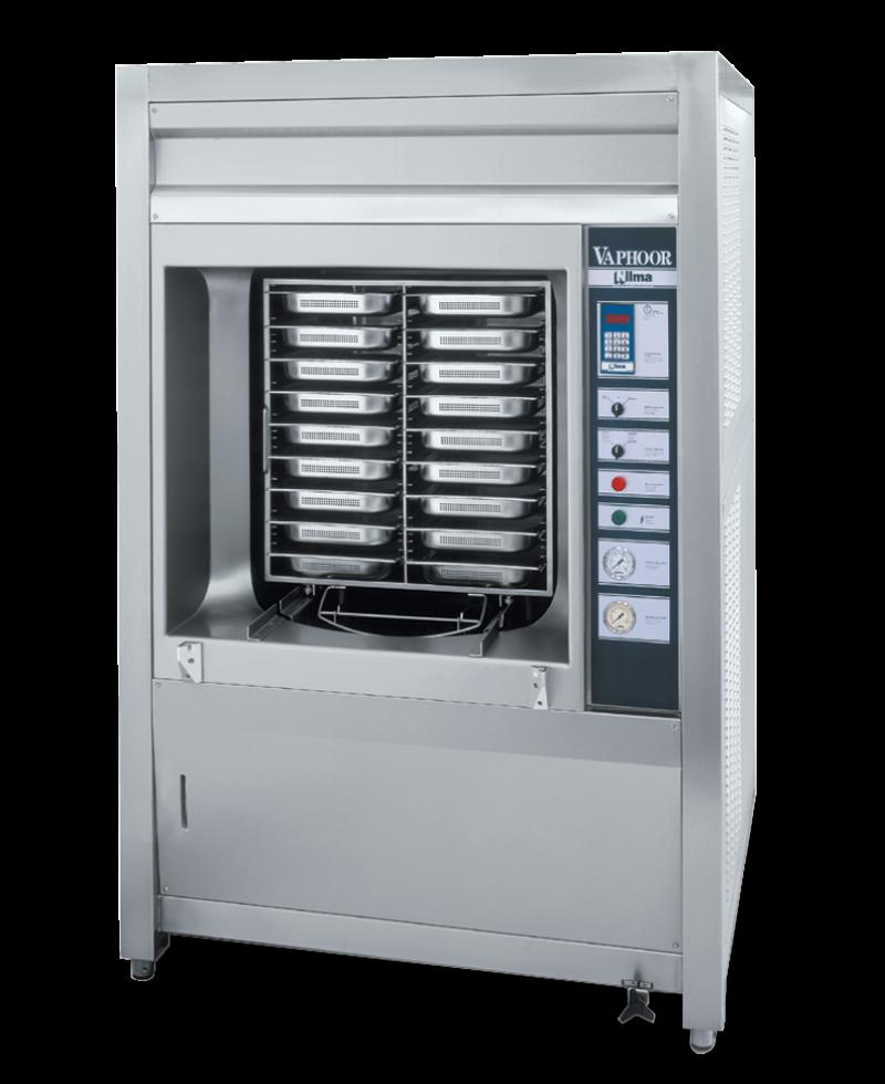 Nilma   Vaphoor - Cocedor Automático A Vapor En Presión - Equipos Restauración Para La Cocción De Comidas