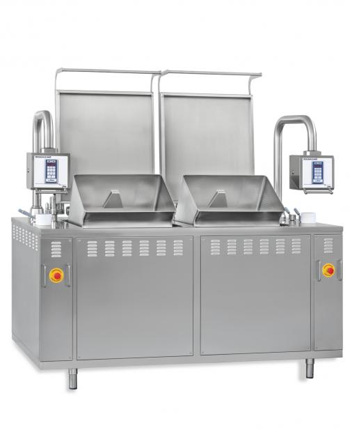 DOUGH.O.MAT cocedor de pasta automático Nilma