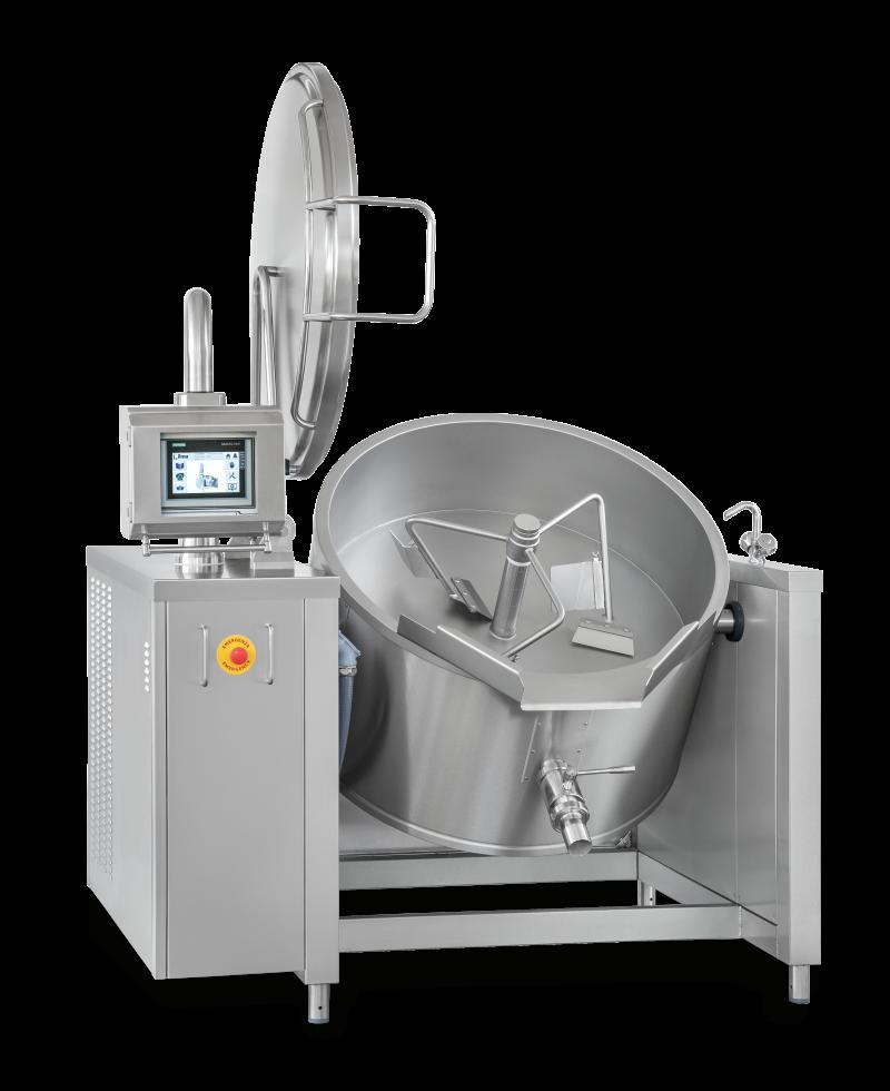 Nilma | Salsamat - Sartén Automática Basculante - Equipos Restauración Para La Cocción De Comidas