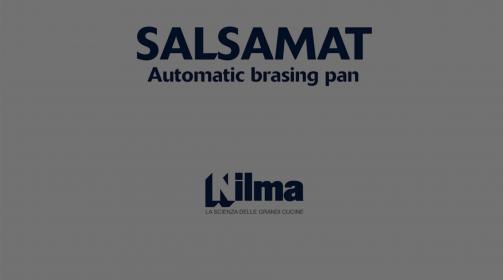 SALSAMAT- Sartén automática basculante Nilma